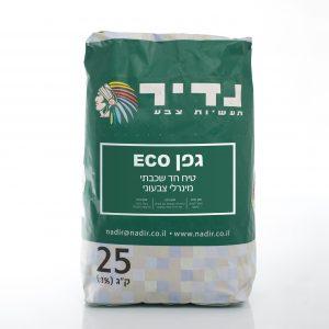 גפן ECO טיח חד שכבתי מינרלי צבעוני