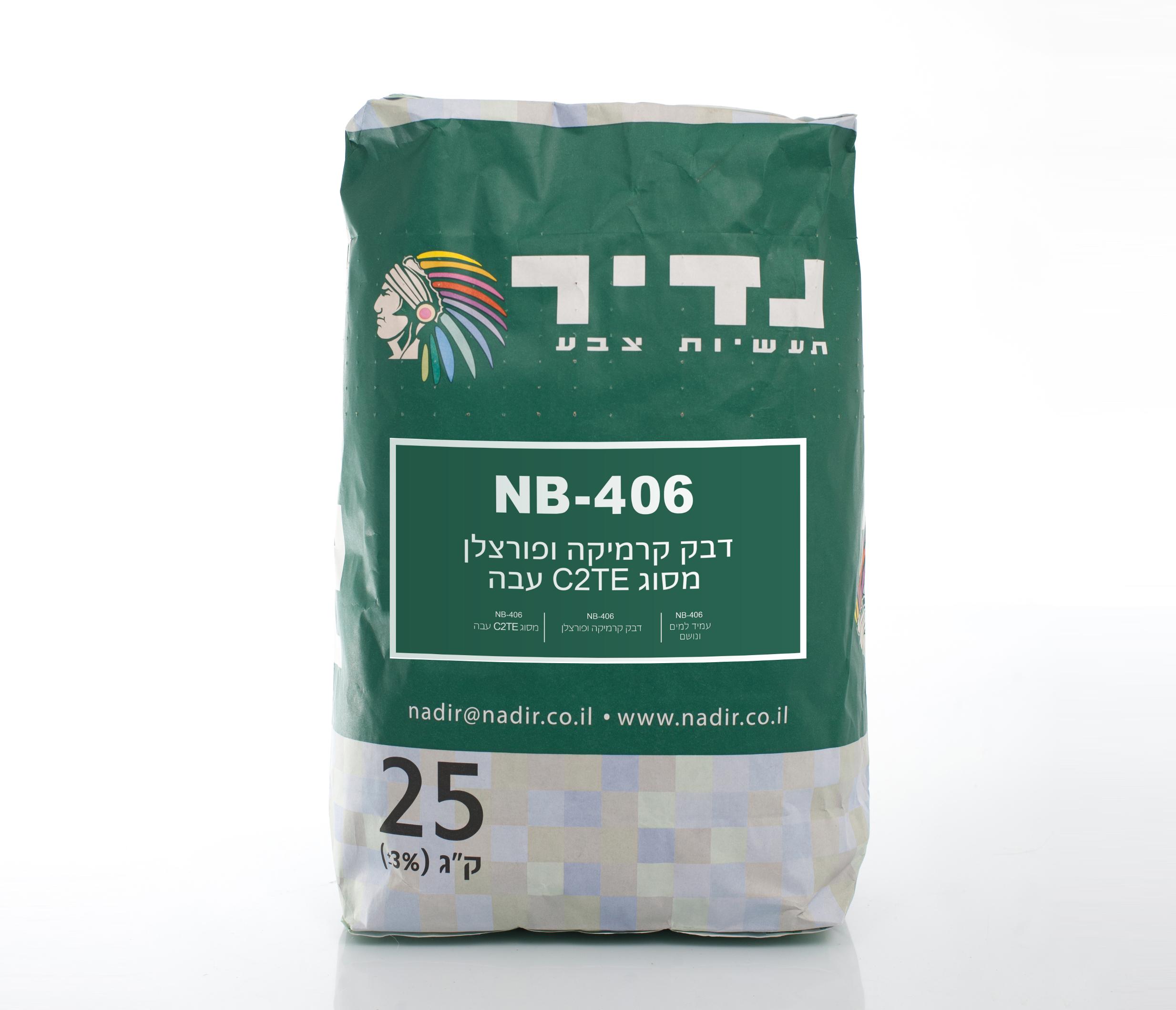 NB 406 דבק קרמיקה