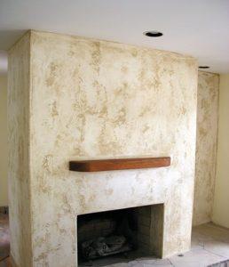 אפקטים לקירות חומרי בניין