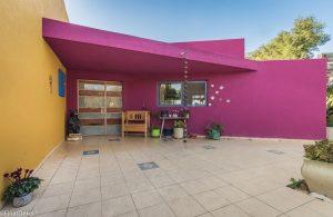 סוגי צבעים לקירות, שליכט צבעוני גרגמיש MATRIX, שליכט צבעוני, טיח צבעוני, שליכט אקרילי, צבע לקיר